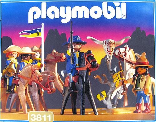 Playmobil 3811 komplett nordstaatler us kavallerie indianer pferde ovp ebay - Pferde playmobil ...